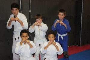 Combat Sambo Kids and Teens Groups